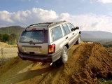 Jeep Grand Cherokee Laredo (WJ) 1998–2004 wallpapers