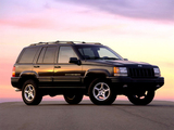 Jeep Grand Cherokee 5.9 Limited (ZJ) 1998 wallpapers