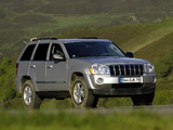 Jeep Grand Cherokee (WK) 2005–07 photos