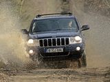 Jeep Grand Cherokee CRD Limited (WK) 2005–07 pictures