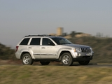 Jeep Grand Cherokee 5.7 Limited (WK) 2005–10 pictures