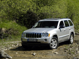 Jeep Grand Cherokee (WK) 2005–07 pictures