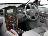 Jeep Grand Cherokee 5.7 Limited UK-spec (WK) 2005–10 wallpapers