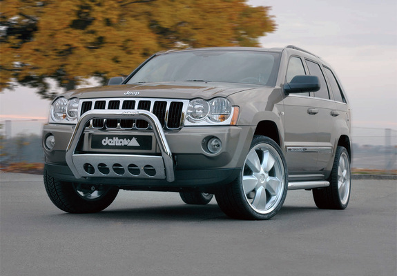 delta tuning jeep grand cherokee wk 2005 10 wallpapers. Black Bedroom Furniture Sets. Home Design Ideas