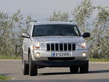 Jeep Grand Cherokee 5.7 Limited (WK) 2005–10 wallpapers