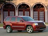 Jeep Grand Cherokee SRT8 (WK) 2006–10 wallpapers