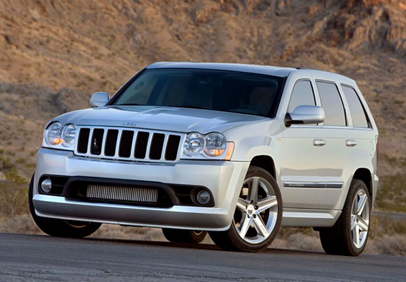 Jeep Grand Cherokee SRT600 WK 200710 images