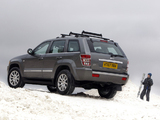 Jeep Grand Cherokee Snow+Rock (WK) 2007 pictures