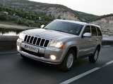 Jeep Grand Cherokee CRD Overland (WK) 2008–10 images