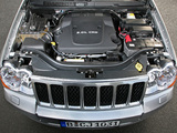 Jeep Grand Cherokee CRD Overland (WK) 2008–10 photos