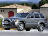 Jeep Grand Cherokee CRD Overland (WK) 2008–10 pictures