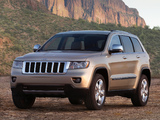 Jeep Grand Cherokee (WK2) 2010 images