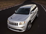 Jeep Grand Cherokee SRT8 (WK2) 2011 photos