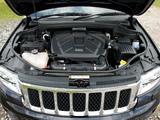 Jeep Grand Cherokee UK-spec (WK2) 2011 pictures
