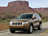 Jeep Grand Cherokee 70th Anniversary (WK2) 2011 pictures