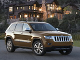 Jeep Grand Cherokee 70th Anniversary (WK2) 2011 wallpapers
