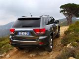 Jeep Grand Cherokee Overland Summit EU-spec (WK2) 2011–13 wallpapers