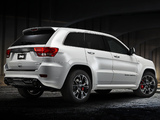Jeep Grand Cherokee SRT8 Limited Edition (WK2) 2012 images