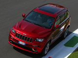 Jeep Grand Cherokee SRT8 EU-spec (WK2) 2012–13 images