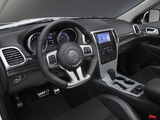 Jeep Grand Cherokee SRT8 Limited Edition (WK2) 2012 photos