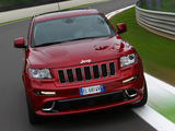 Jeep Grand Cherokee SRT8 EU-spec (WK2) 2012–13 photos