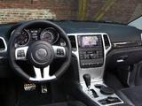 Jeep Grand Cherokee SRT8 EU-spec (WK2) 2012–13 pictures