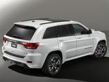 Jeep Grand Cherokee SRT8 Limited Edition (WK2) 2012 pictures