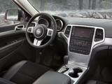 Jeep Grand Cherokee Trailhawk (WK2) 2012 pictures