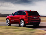 Jeep Grand Cherokee SRT (WK2) 2013 images