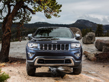 Jeep Grand Cherokee Limited (WK2) 2013 images