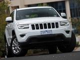 Jeep Grand Cherokee Laredo AU-spec (WK2) 2013 images