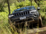 Jeep Grand Cherokee Limited AU-spec (WK2) 2013 images