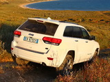 Jeep Grand Cherokee Overland EU-spec (WK2) 2013 images