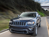 Jeep Grand Cherokee Limited (WK2) 2013 photos