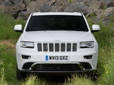 Jeep Grand Cherokee Summit UK-spec (WK2) 2013 photos