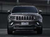 Jeep Grand Cherokee Limited AU-spec (WK2) 2013 photos