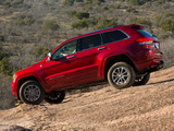Jeep Grand Cherokee Overland (WK2) 2013 photos