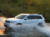 Jeep Grand Cherokee Overland EU-spec (WK2) 2013 photos