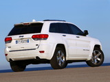 Jeep Grand Cherokee Overland EU-spec (WK2) 2013 pictures