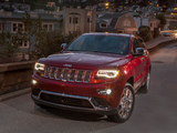 Jeep Grand Cherokee Summit (WK2) 2013 pictures