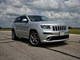 Hennessey Jeep Grand Cherokee SRT8 HPE650 (WK2) 2013 wallpapers