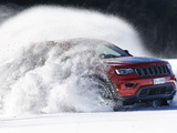 Jeep Grand Cherokee Trailhawk (WK2) 2016 photos