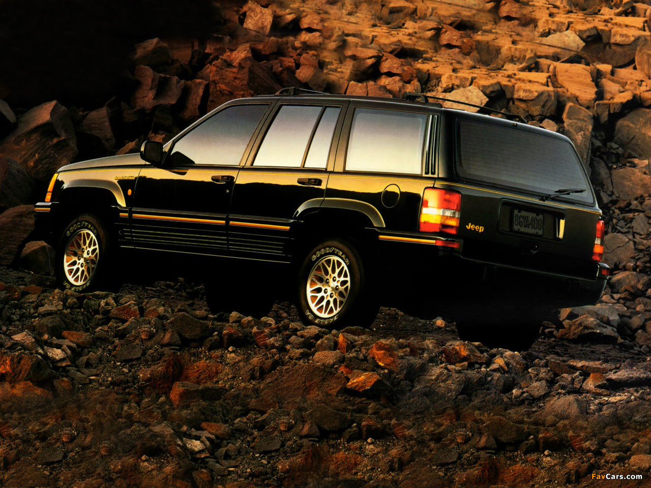Jeep Grand Cherokee Limited Zj 1993 96 Images 1280x960