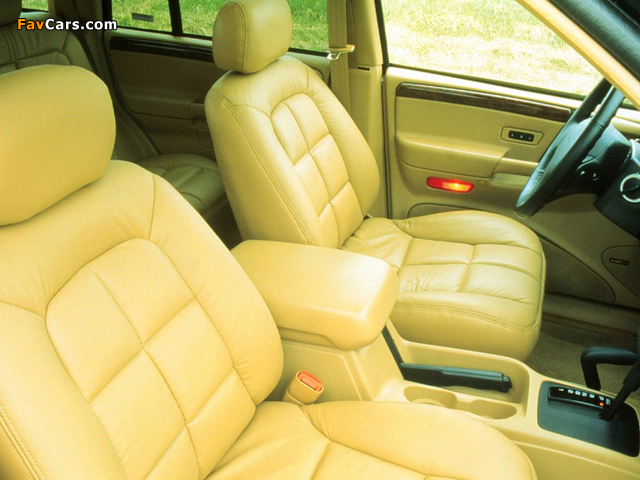 Jeep Grand Cherokee Limited (ZJ) 1996–98 photos (640 x 480)