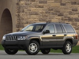 Jeep Grand Cherokee Laredo (WJ) 1998–2004 images
