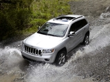 Jeep Grand Cherokee (WK2) 2010 wallpapers