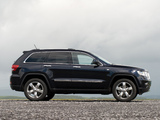 Jeep Grand Cherokee UK-spec (WK2) 2011 images