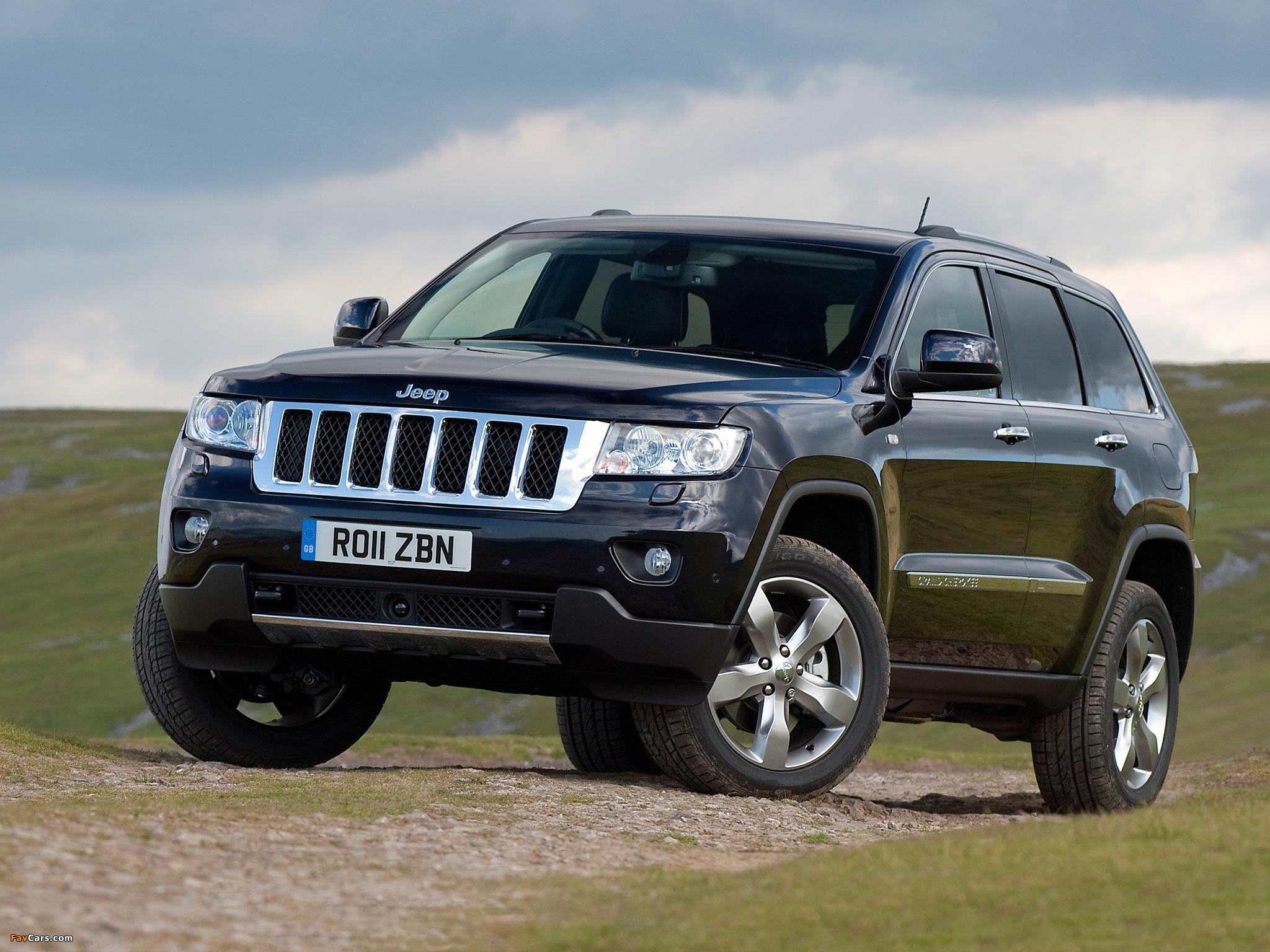 Jeep Wk2 Lift Kit >> Jeep Grand Cherokee UK-spec (WK2) 2011 photos (2048x1536)