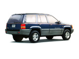 Photos of Jeep Grand Cherokee Laredo JP-spec (ZJ) 1996–98
