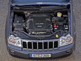 Photos of Jeep Grand Cherokee CRD Limited (WK) 2005–07